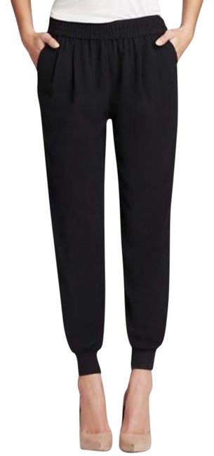 Item - Black/ Caviar Mariner Crepe Pants Size 0 (XS, 25)