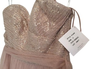 Watters Blush Bhldn Isadore (never Worn) Dress