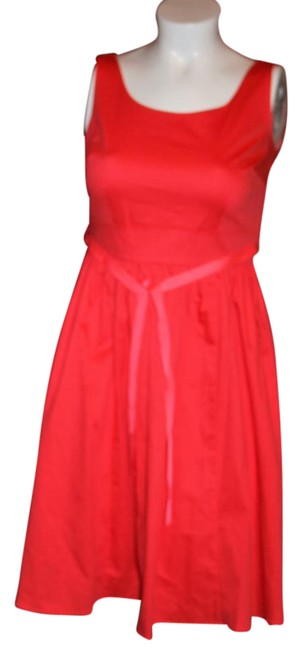 Preload https://img-static.tradesy.com/item/20713635/boden-pink-sleeveless-belted-cotton-short-workoffice-dress-size-10-m-0-1-650-650.jpg