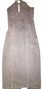 Gray Maxi Dress by Baby Phat