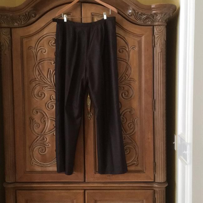 Kasper Straight Pants brown Image 2