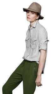 J.Crew Trouser Pants Green