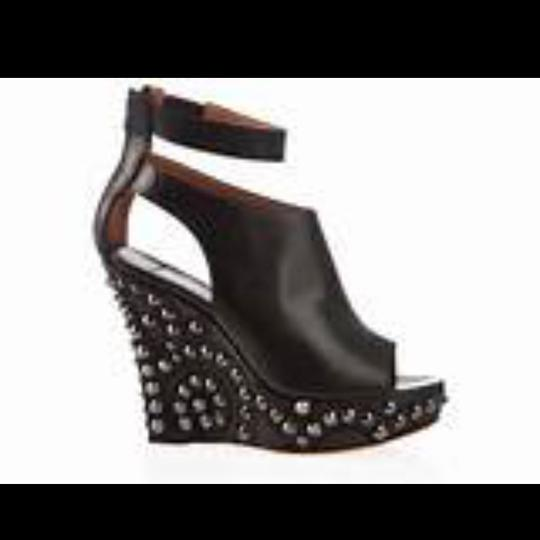 Givenchy black Wedges Image 2
