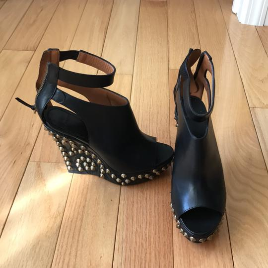 Givenchy black Wedges Image 4