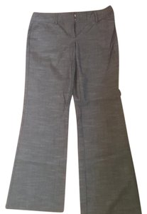 New York & Company Boot Cut Pants blue