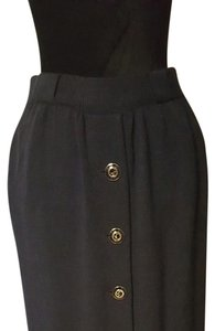 St. John Skirt Navy blue