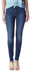 7 For All Mankind Bair Skinny Bair Skinny Denim Skinny Jeans-Medium Wash
