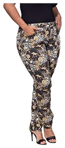 DISIANI Women's Jeans Women's Jeans Women's Casual Jeans Women's Trendy Jeans Relaxed Pants Floral
