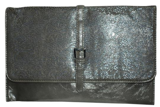 Other Laser-cut Gray Clutch