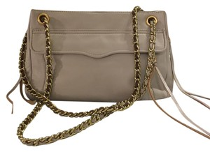Rebecca Minkoff Leather Chain Versatile Shoulder Bag