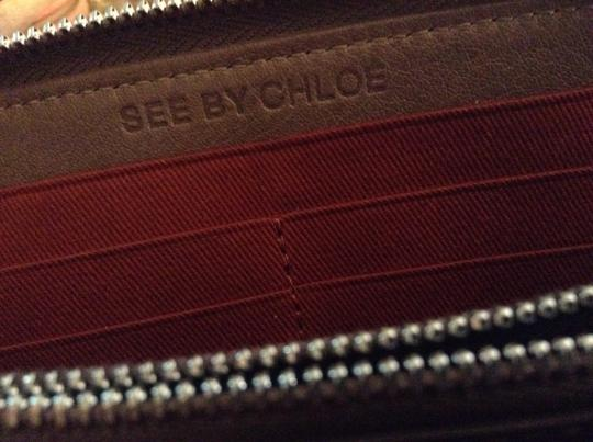 See by Chloé 100% Authentic See By CHLOE long zippered wallet