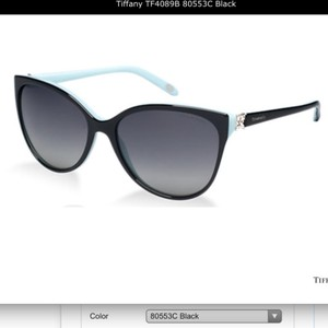 Tiffany & Co. polarized crystal embellished
