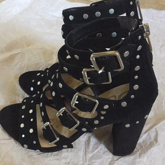 Sam Edelman black Platforms Image 1