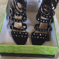 Sam Edelman black Platforms Image 6