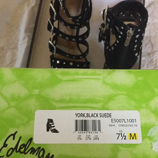 Sam Edelman black Platforms Image 8