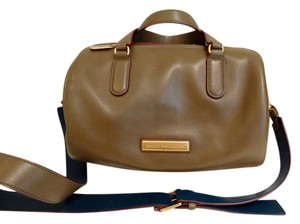 Marc by Marc Jacobs Satchel in Olive Green