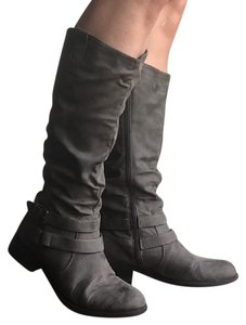 Target Grey Boots