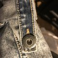 Highway Jeans Blue jean-Distressed wash Womens Jean Jacket Image 4