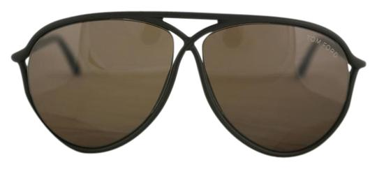 Tom Ford lux sunglasses optical case brand new with cloth suit aviators