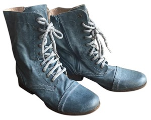 Candie's Blue Boots