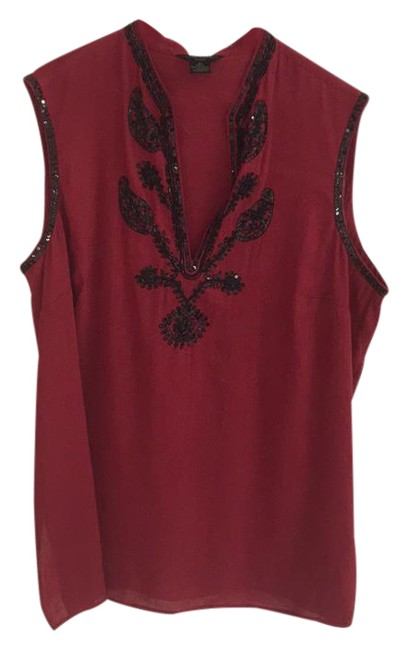 Preload https://img-static.tradesy.com/item/20715096/anne-carson-with-beading-detail-blouse-size-22-plus-2x-0-1-650-650.jpg