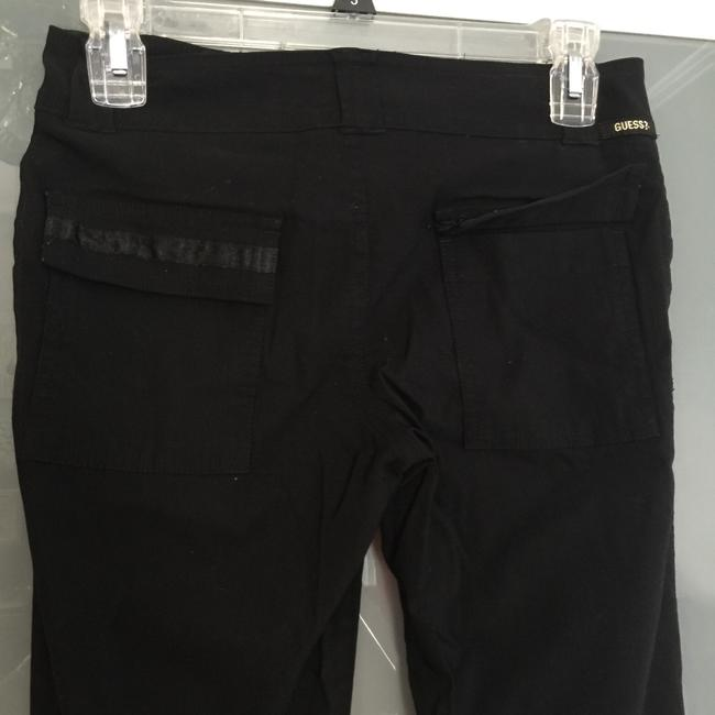 guess jeans *authentic* Straight Pants Black Image 2