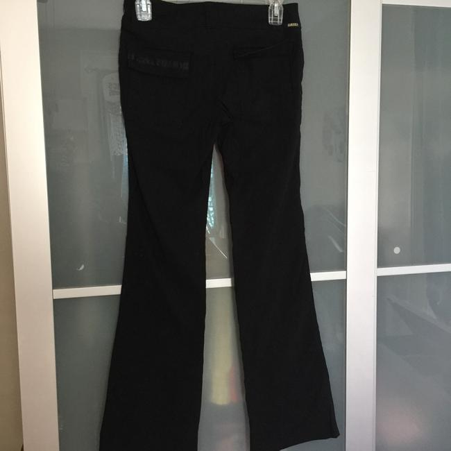 guess jeans *authentic* Straight Pants Black Image 3