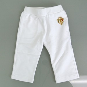 Gucci White Hysteria W New Kids Pants W/Hysteria Crest 6-9 Month 265394 Groomsman Gift