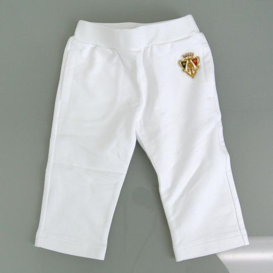 Preload https://img-static.tradesy.com/item/20715210/gucci-white-hysteria-new-kids-pants-whysteria-crest-6-9-month-265394-groomsman-gift-0-0-540-540.jpg