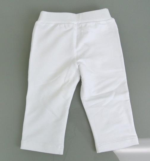 Gucci White Hysteria W New Kids Pants W/Hysteria Crest 6-9 Month 265394 Groomsman Gift Image 1