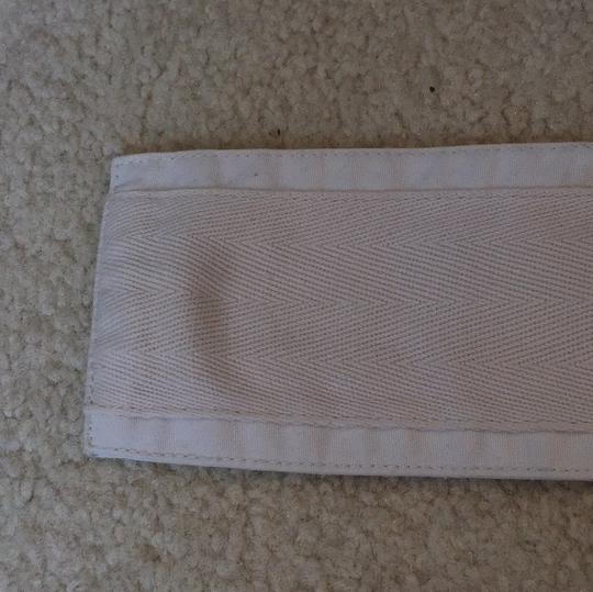 Other extra wide beige belt Image 2