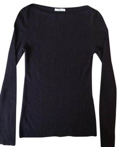 Prada Boat Neck Crew Cashmere/silk Sweater