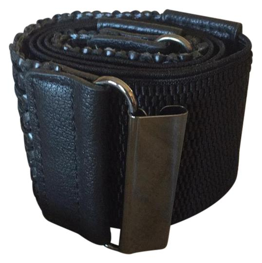 Preload https://img-static.tradesy.com/item/20715326/black-stretch-with-braided-detail-belt-0-1-540-540.jpg