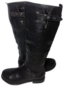 Rag & Bone And Motorcycle 6 Women Size 6 Black Boots