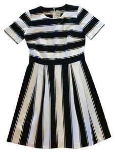 Ann Taylor LOFT short dress Striped on Tradesy