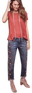 Anthropologie Limited Edition Petite Vintage Relaxed Fit Jeans