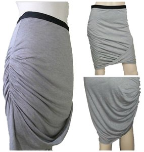 Helmut Lang Tube Size L Skirt Grey