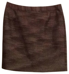 Banana Republic Skirt Bronze Metallic
