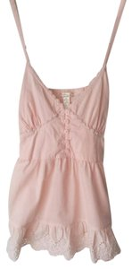 Ambiance Cotton Style Top Peach