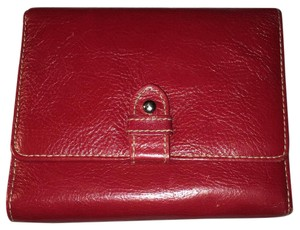 Buxton Buxton Red All In One Wallet