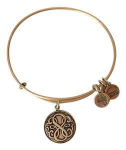Alex and Ani Alex & Ani Path of Life Charm Bangle Bracelet