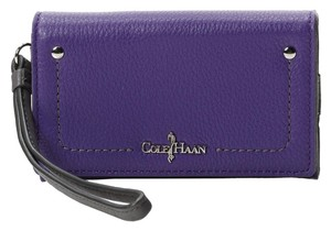 Cole Haan COLE HAAN PHONE WALLET COLE HAAN WRISTLET Phone Case