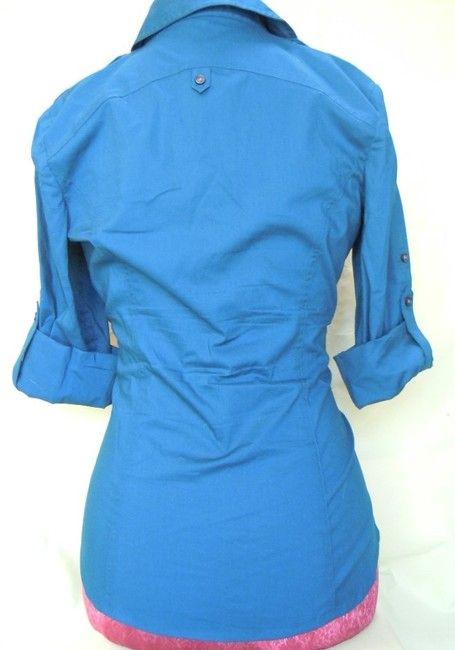 Express Top French Blue