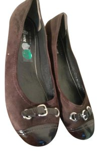 The Original Car Shoe Brown Flats