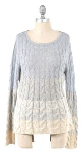 Anthropologie Soft Ombre Mohair Wool Sweater