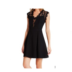 BCBGeneration Bcbg Lace Little Cocktail Bcbg Dress
