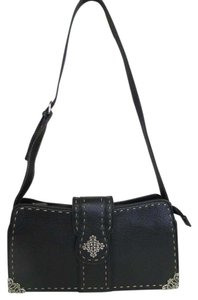 Brighton Snap Entry 3 Compartments Shoulder Bag