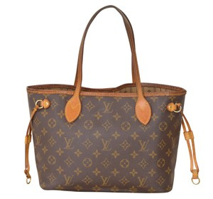 Louis Vuitton Lv Neverfull Pm Shoulder Bag