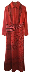 Red Maxi Dress by Neiman Marcus