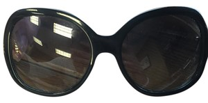 Burberry Burberry Sunglasses with Check Details